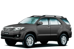 Grand New Fortuner - Black