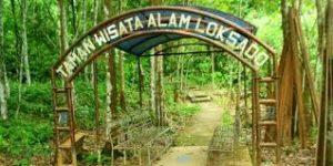 wisata alam loksado