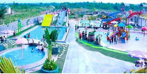 Aquatica Waterpark & Playground Banjarbaru