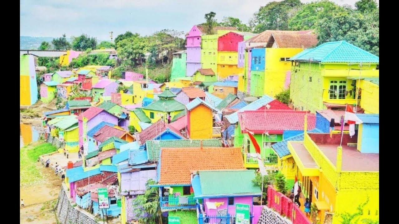 Kampung Pelangi Banjarbaru