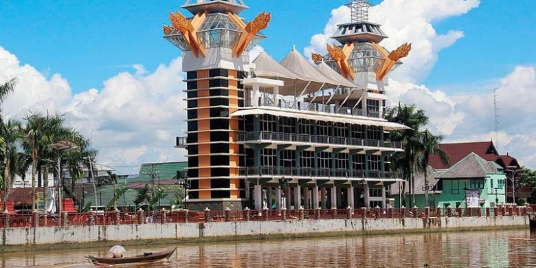Wisata Banjarmasin yang Menarik Hati Turis Asing
