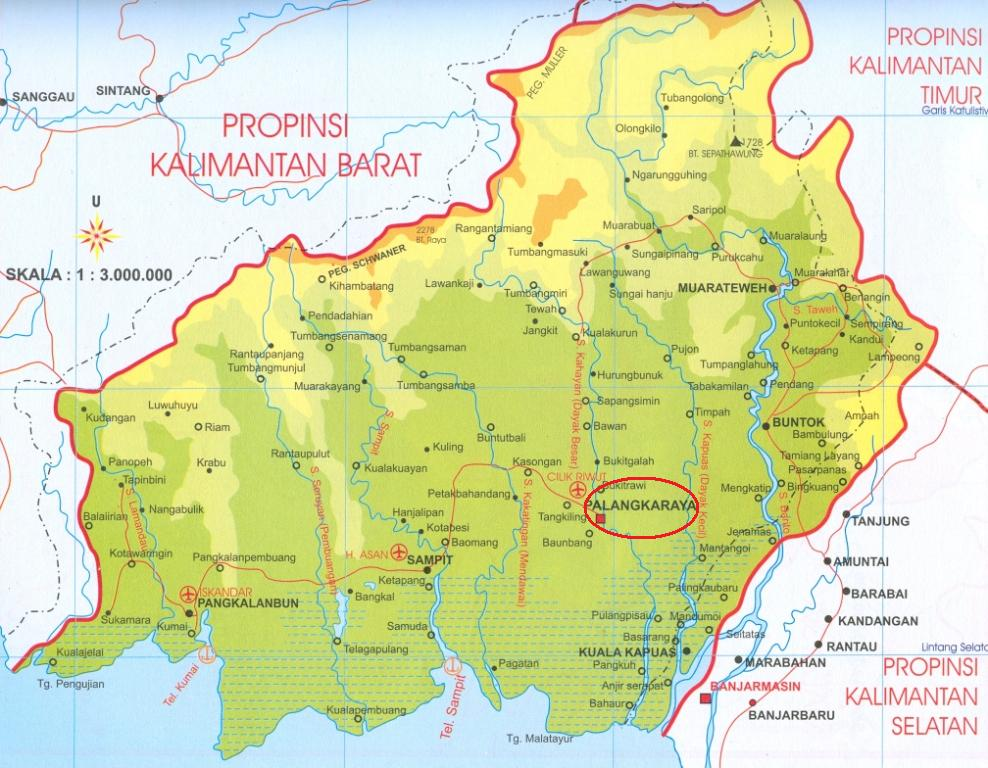 travel banjarmasin palangkaraya