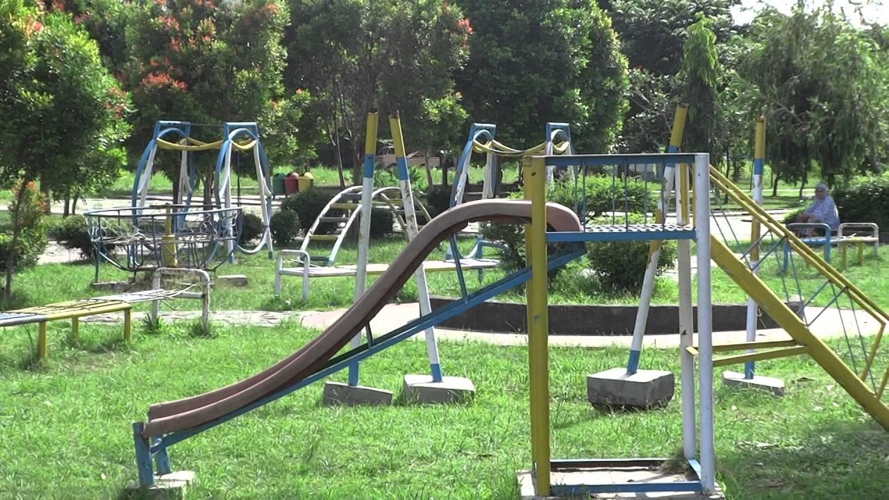 taman kamboja Banjarmasin