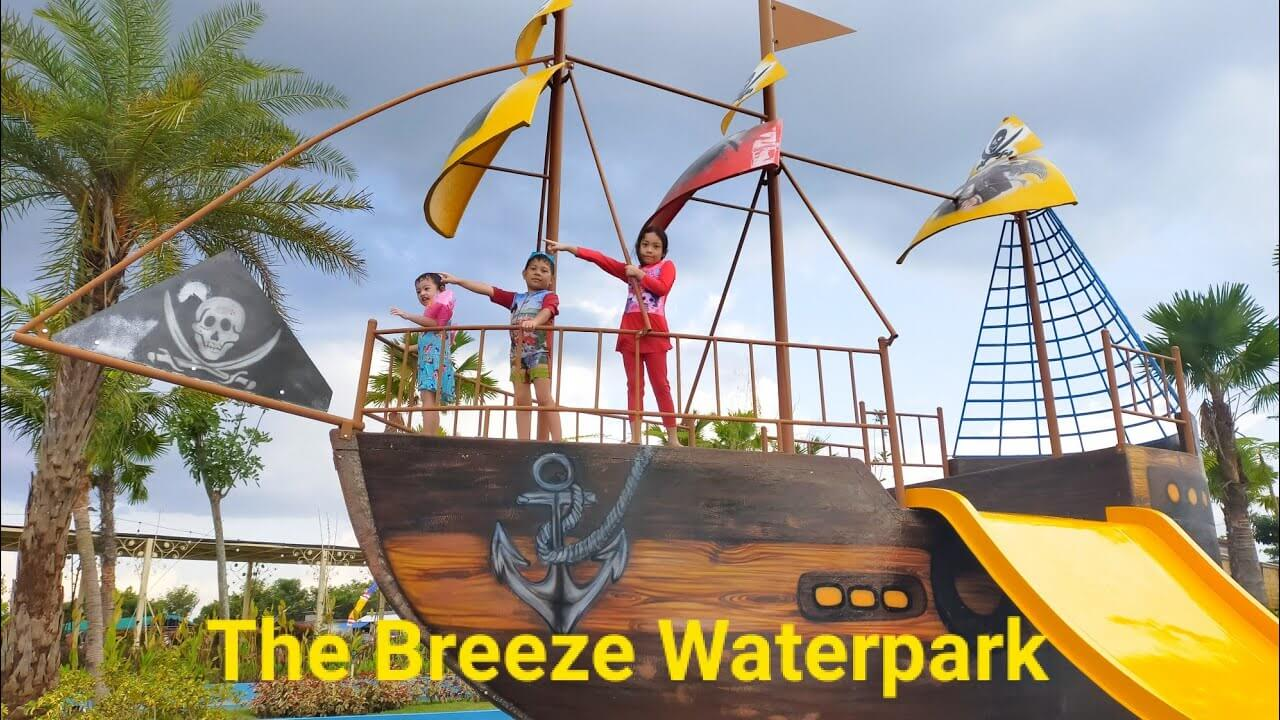 The Breeze Water Park Banjarbaru