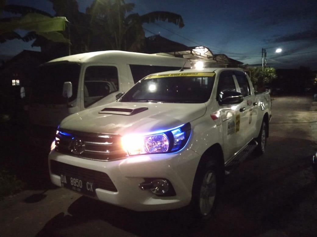 Rental Mobil Double Cabin di Banjarbaru