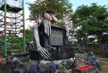 Bekantan Park Banjarbaru